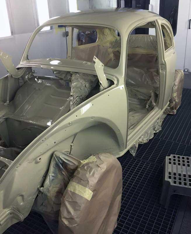Restauro auto Lecco